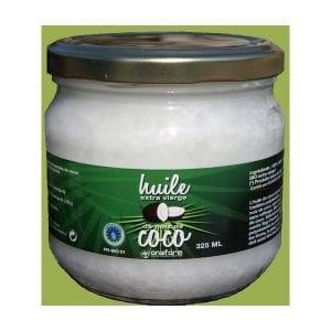 huile de coco 100 naturel