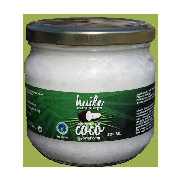 Huile de Coco 100% naturel