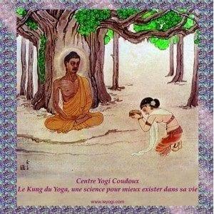 poster centre yogi coudoux